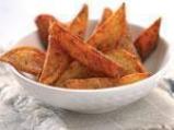 Варено-пържени картофи с подправки 3