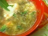Къри зеленчукова супа