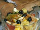 Есенна салата с кускус 6