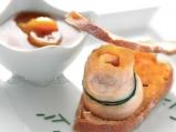 Рибно филе с екзотичен сос от ананас ...