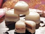 Шоколадови бонбони сърца