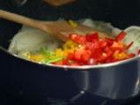 Турски палачинки с чушки 2