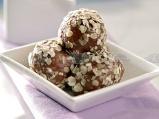 Шоколадови топчета с овесени ядки