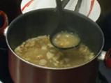 Карфиолена супа с манатарки 3