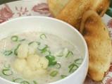 Бадемова супа с карфиол