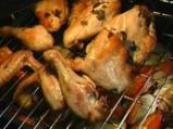 Мариновано пиле с картофи