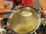 Хюнкар баянди  със зеленчуков кебап