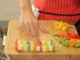 Хюнкар баянди  със зеленчуков кебап 5