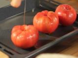 Супа от печени домати и маслинова паста 2