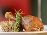 """Пълнена кокошка с ориз """"Басмати"""""""