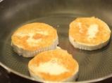 Диня с козе сирене и чипс от резене 5