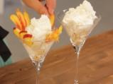 Бърз десерт с крем сирене 3