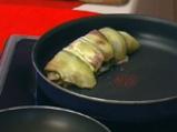 Рулована ципура със зеленчуци 4