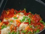 Ориз пилаф с чушки 3