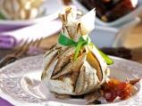 Бонфиле от сърна с фурми в тесто