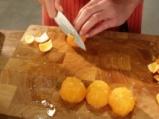 Чийзкейк с мандарини и портокали 6