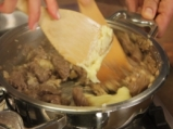 Тиранското телешко със сирене 3