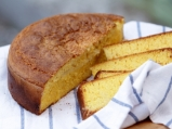 Черногорски царевичен хляб