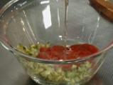 Мерлуза с картофи във фолио 2