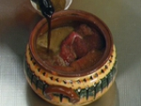 Телешки шол с арабски подправки и тъмна бира 2