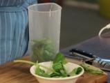 Картофена салата със зелен боб и песто 2