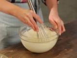 Цитрусово маскарпоне с домашна бисквитка 2