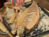 Риба на сол с естрагонов сос и ремулада 6