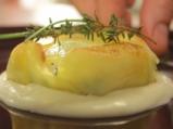 Картофено предястие с пълнеж от сирене  12