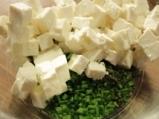Картофено предястие с пълнеж от сирене  4