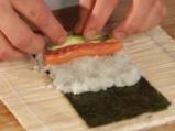 Плато от 5 вида суши 21