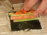 Плато от 5 вида суши 24