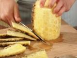 Овесени бисквитки с фъстъчено масло, поднесени с плодов шейк 5