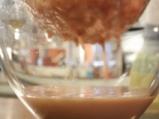 Овесени бисквитки с фъстъчено масло, поднесени с плодов шейк 8