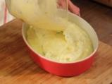 Запечено картофено пюре със сирена 4