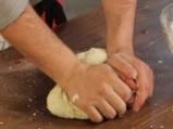 Средиземноморски хляб с билки и сирене 2