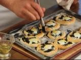 Минипици със спанак и пъдпъдъчи яйца 6