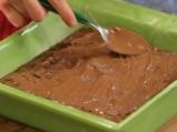 Орехово брауни със сушени боровинки 5