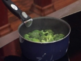 Салата от броколи с фусили 3
