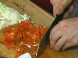 Картофи с булгур 2