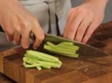 Ориз със зеленчуци в уок 2