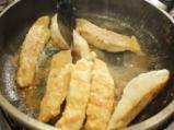 Риба треска с картофи и лук на фурна 4