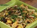 Риба треска с картофи и лук на фурна 6