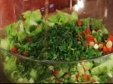 Богата зелена салата 2