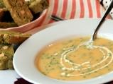Картофена супа с див лук