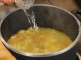Картофена супа с див лук 3