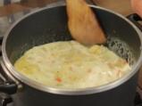 Картофена супа с див лук 4