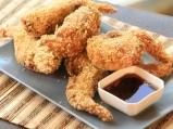 Пълнени пилешки крилца