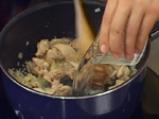 Пилешко с броколи на фурна 2