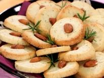 Бисквити с розмарин