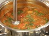 Доматена супа от Тоскана 5